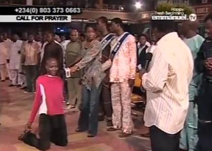 TB Joshua - DELIVERANCE From Mental Disorder